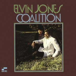 Coalition (1970 / 2015) – Elvin Jones [24bit]