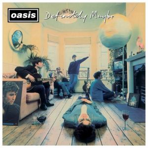 Definitely Maybe (1994) (Remastered Deluxe 2014) – Oasis [24bit]