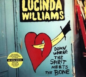 Down Where The Spirit Meets The Bone (2014 US H2 001) – Lucinda Williams [FLAC]