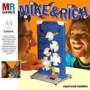 Expert Knob Twiddlers – Mike & Rich [320kbps]