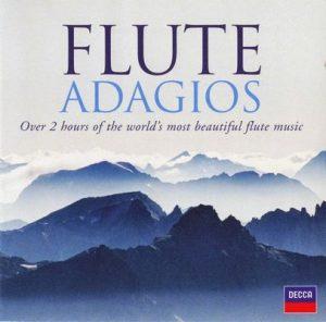 Flute Adagios (2CD) – V. A. [FLAC]