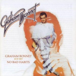 Graham Bonnet / No Bad Habits [2CD Expanded Deluxe Edition] – Graham Bonnet [320kbps]