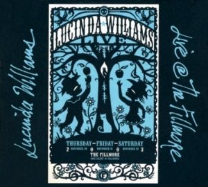 Live @ The Fillmore (2005 US B0002368-02) – Lucinda Williams [320kbps]