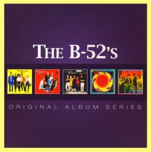 Original Album Series – The B-52's [320kbps]