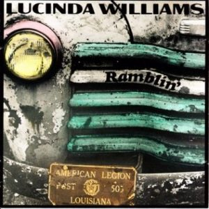 Ramblin' (1991 US CD SF 40042) – Lucinda Williams [FLAC]