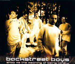 Show Me The Meaning Of Being Lonely (CD-Maxi) – Backstreet Boys [FLAC]
