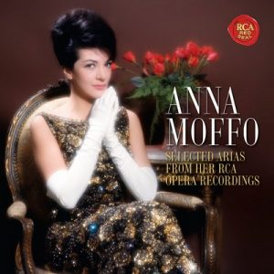 Sings Selected Arias From Her RCA Opera Recordings – Anna Moffo [24bit]