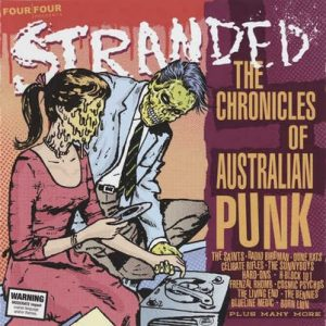 Stranded – The Chronicles Of Australian Punk [2CD Box Set] – V. A. [320kbps]