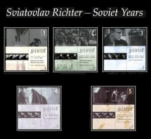 The Soviet Years Vol. 01-05 (2003-2007) – Sviatoslav Richter [FLAC]