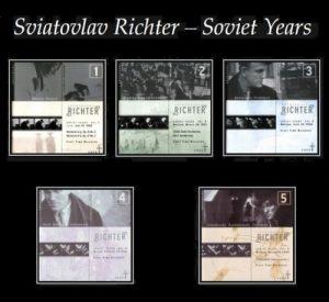 The Soviet Years Vol. 01-05 (2003-2007) – Sviatoslav Richter [FLAC]