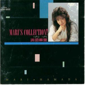 Mari's Collection! 1983-1985 – Mari Hamada [320kbps]
