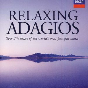 Relaxing Adagios (2CD) – V. A. [320kbps]
