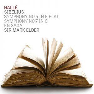 Sibelius Symphonies Nos. 5 & 7; En Saga – Halle, Sir Mark Elder [320kbps]