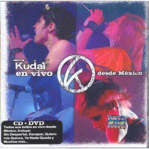 En vivo desde México – Kudai [320kbps]
