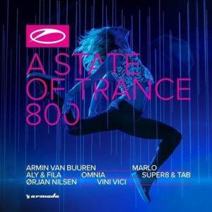 Armin Van Buuren: A State Of Trance 800 – V. A. [320kbps]