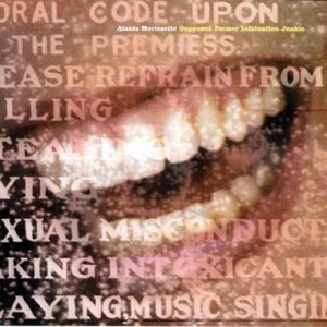 Supposed Former Infatuation Junkie – Alanis Morissette [320kbps]
