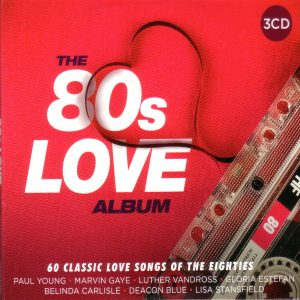 The 80s Love Album (3CD) – V. A. [320kbps]