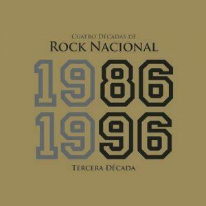 4 Décadas De Rock Nacional (1986-1996) – V. A. [320kbps]