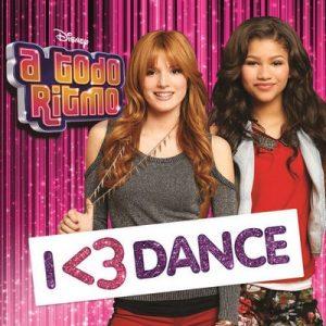 A Todo Ritmo: I <3 Dance - V. A. [320kbps]