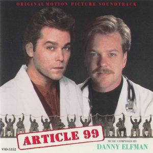 Article 99 – Danny Elfman [FLAC]