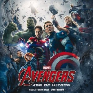 Avengers: Age of Ultron (Original Motion Picture Soundtrack) – Brian Tyler, Danny Elfman [320kbps]