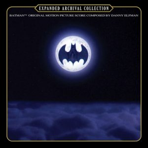 Batman (Expanded Archival Collection) – Danny Elfman (1989 / 2010) [FLAC]