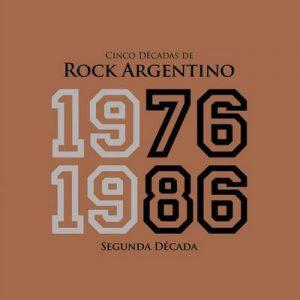 Cinco Décadas de Rock Argentino Segunda Década 1976 – 1986 – V. A. [320kbps]