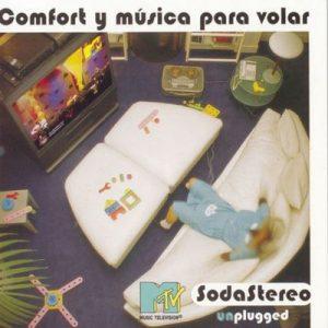 Comfort Y Musica Para Volar – Soda Stereo [320kbps]