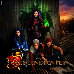 Descendientes (Original TV Movie Soundtrack) – V. A. [320kbps]