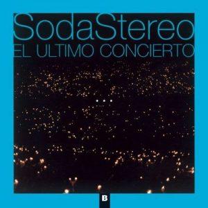 El Ultimo Concierto B – Soda Stereo [320kbps]