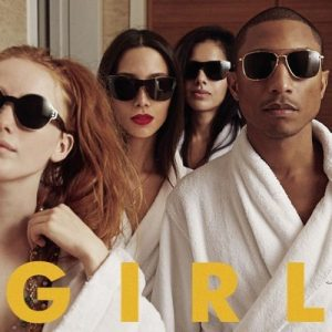 GIRL – Pharrell Williams [320kbps]
