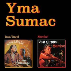Inca Taqui + Mambo! (Bonus Track Version) – Yma Súmac [320kbps]