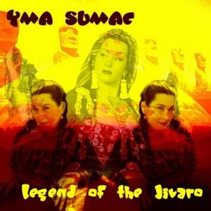 Legend of the Jivaro – Yma Súmac [320kbps]