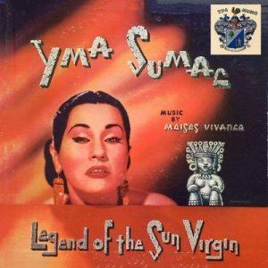 Legend of the Sun Virgin – Yma Súmac [320kbps]