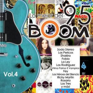 Lo Mejor Del '95 Boom, Vol. 4 – V. A. [320kbps]