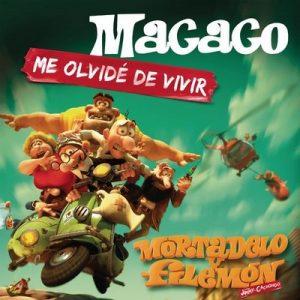 Me Olvide de Vivir – Macaco [320kbps]