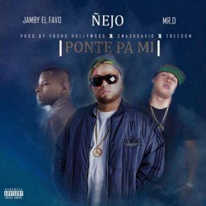 """Ponte Pa Mi – Ñejo, Jamby """"el Favo"""", Mr. D [320kbps]"""