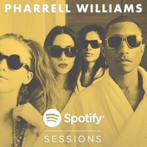 Spotify Sessions – Pharrell Williams [320kbps]