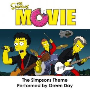 The Simpsons Theme (DMD Single) – Green Day [320kbps]