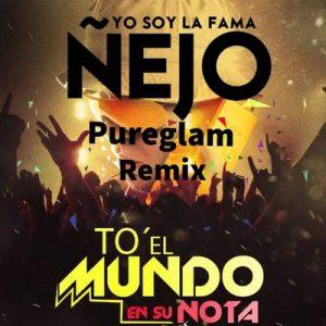 To El Mundo En Su Nota (Pureglam Remix) – Ñejo [320kbps]