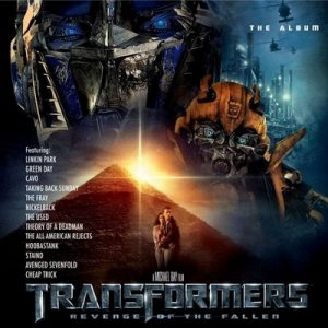 Transformers: Revenge Of The Fallen The Album – V. A. [320kbps]