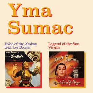 Voice of the Xtabay (feat. Les Baxter) + Legend of the Sun Virgin [Bonus Track Version] – Yma Súmac [320kbps]