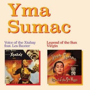 Voice of the Xtabay (feat. Les Baxter) + Legend of the Sun Virgin [Bonus Track Version] – Yma Súmac [320kbps]