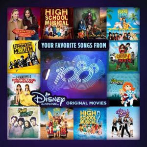 Your Favorite Songs from 100 Disney Channel Original Movies – V. A. [320kbps]
