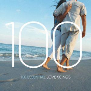 100 Essential Love Songs (Online version) – V. A. [320kbps]