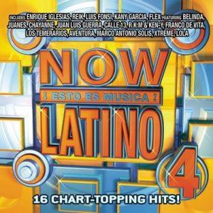 Now Esto Es Musica! Latino 4 – V. A. [320kbps]