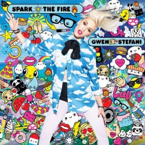 Spark The Fire – Gwen Stefani [320kbps]