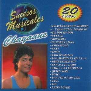 Sucesos Musicales – Chayanne [320kbps]