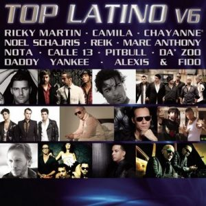 Top Latino V.6 – V. A. [320kbps]