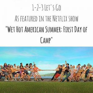 "1-2-3 Let's Go (As Featured in the Netflix Show ""Wet Hot American Summer First Day of Camp"") – Single – Dave Ellis & Boo Howard [320kbps]"
